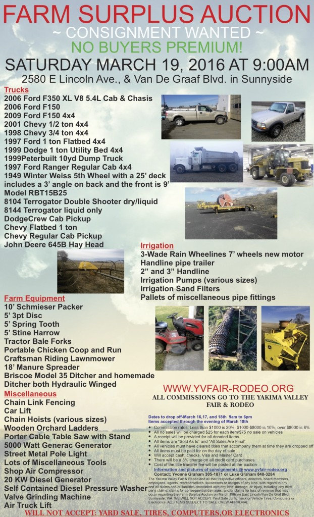 March Flyer 2016